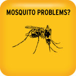 Mosquito button off